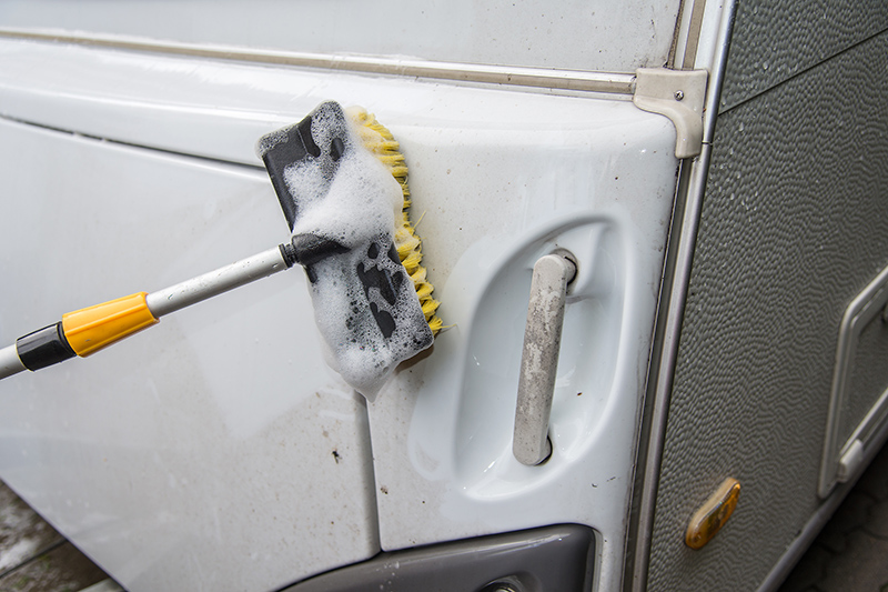 Caravan Cleaning Services in Crawley West Sussex